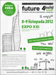 Future 4 Build 2012 - plakat