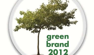 "Ariston laureatem ""Green Brand 2012"""