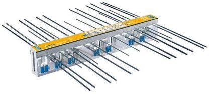 Podczas prac przy Kwartale Uniwersyteckim łącznie wykorzystano 765 sztuk łączników termoizolacyjnych Schöck Isokorb