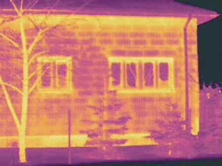 Badanie termowizyjne budynku to pierwszy etap planowania termomodernizacji
