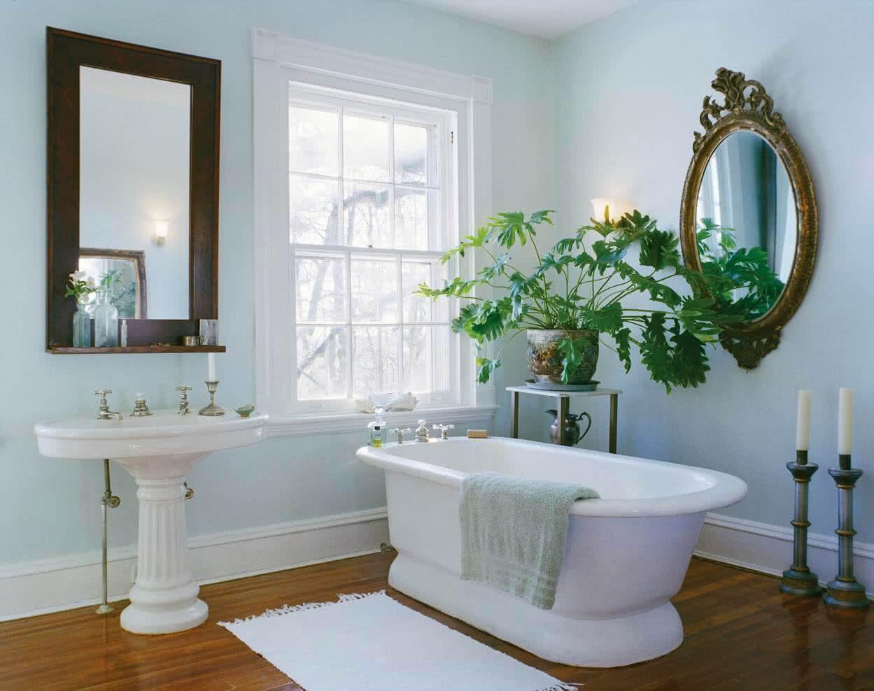 Czym Pomalować ściany W łazience