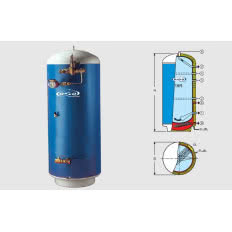 OSO HOTWATER 18RA 200-300 l
