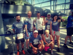 OKNOPLAST Running Team w światowym biegu Wings for Life