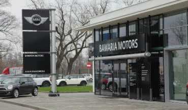 Salon Bawaria Motors BMW