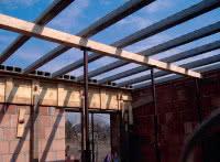 Belki stropu gęstożebrowego trzeba podeprzeć nie rzadziej niż co 2 m
