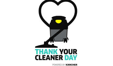16 października - Thank Your Cleaner Day - kampania Kärcher