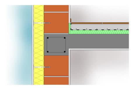 Izolacja akustyczna stropu żelbetowego