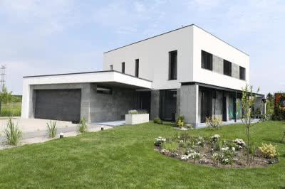"""Dom państwa Wierzchuckich, zwycięzców konkursu """"Zbuduj z nami komfortowy dom"""""""