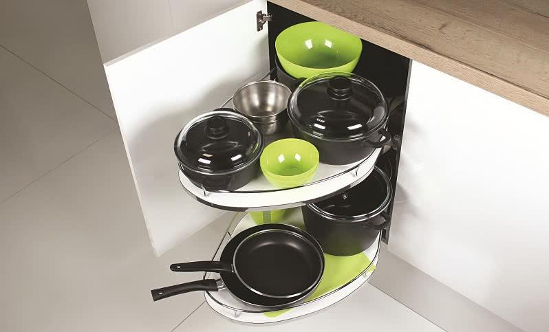Jak Zorganizować Strefę Przechowywania W Kuchni