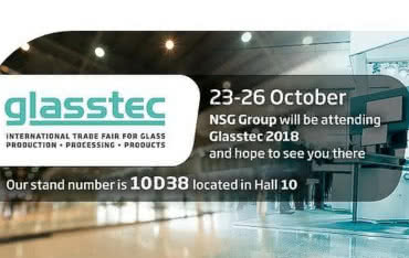 Udział NSG Group w targach glasstec 2018