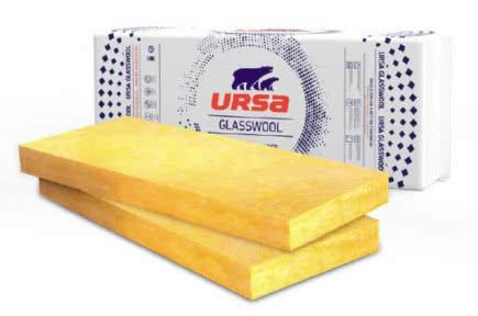 Płyta izolacyjna URSA SILENTIO 38 z mineralnej wełny szklanej