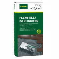 Flexo-Klej do klinkieru