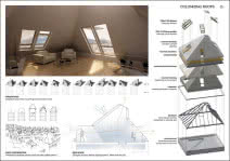 New Vision of the Loft - 2 miejsce - Luis Amoros Fernandez i Miguel Orellana
