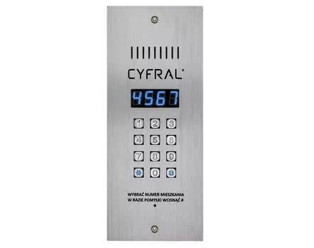 Panel cyfrowy PC-3000R