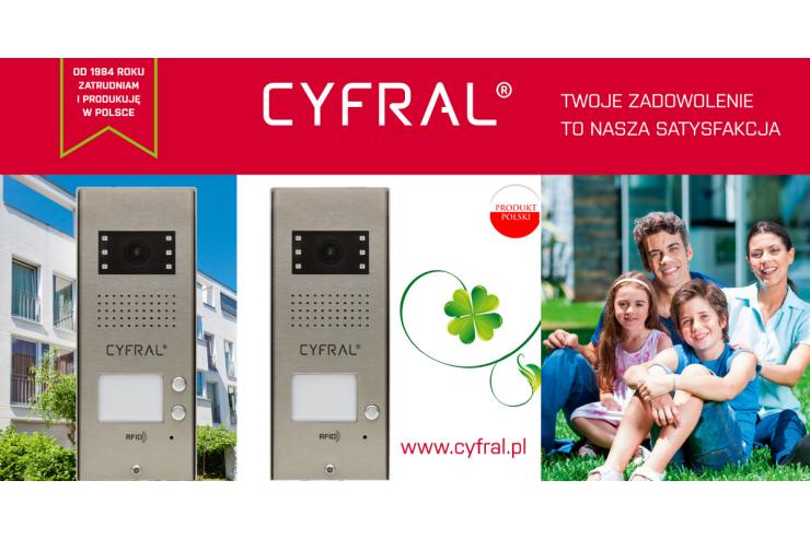 Nowości produktowe CYFRAL