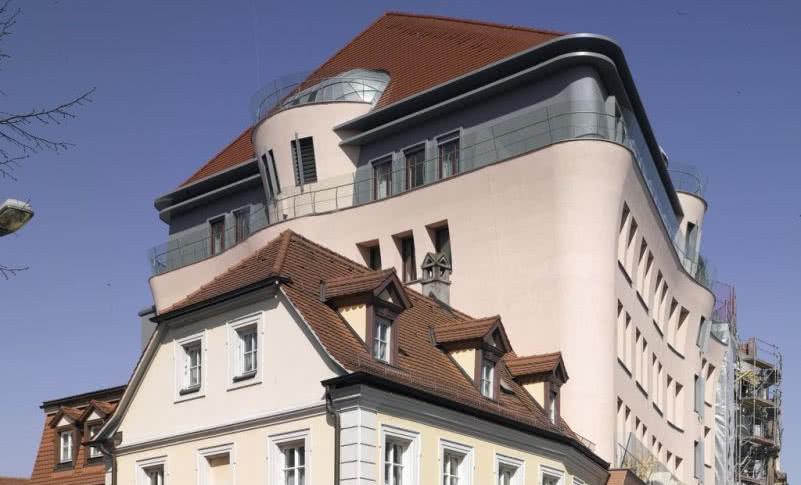 Ремонт фасадов на основе вентилируемых систем.