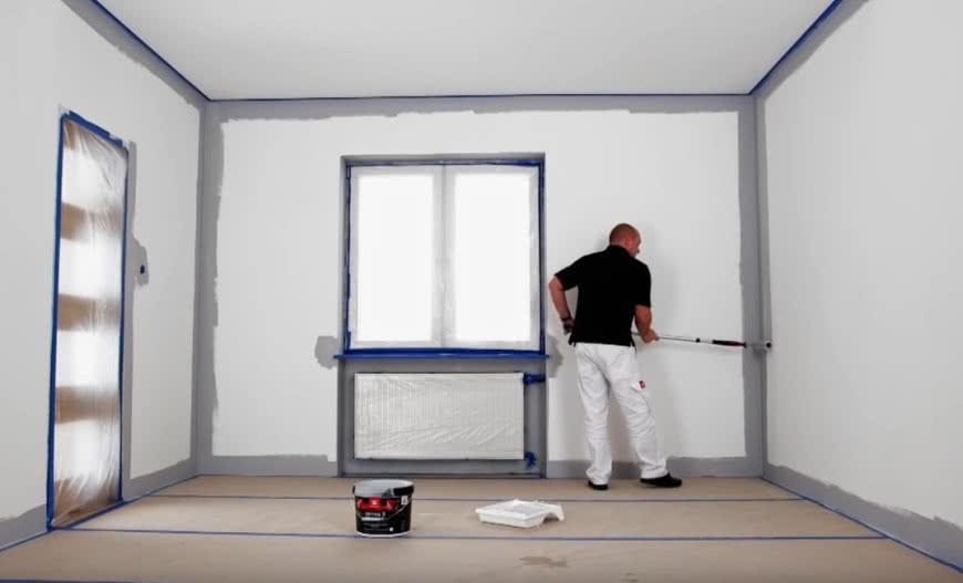 Jak Pomalować ściany I Sufit