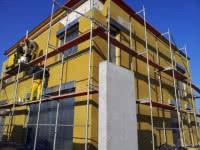 Pasywny dom z fabryki - Izolacja wełną mineralną ISOVER