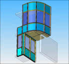 Solid Edge with Synchronus Technology - rysunek