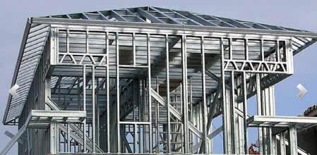 Nadbudowa w szkielecie stalowym w systemie SCS