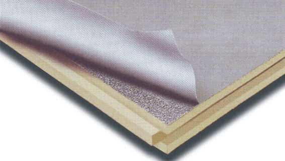 Płyta izolacyjna poliuretanowa